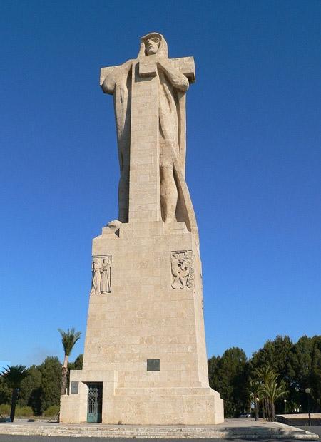 MONUMENTO FE DESCUBRIDORA 2